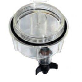 Bicchiere Trasparente per Filtro Decantatore